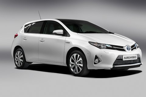 used Toyota Auris Parts