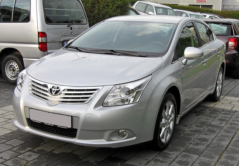 Cheap Used Toyota Avensis Parts From Scrap Yards in SA