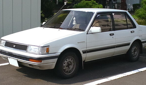 5th Generation Toyota Corolla (E80) 1983, 1984, 1985, 1986, 1987