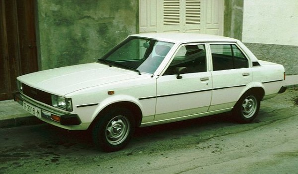 4th Generation Toyota Corolla 1979, 1980, 1981, 1982, 1983, 1984