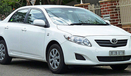 10th Generation Toyota Corolla (E140/E150) 2006, 2007, 2008, 2009, 2010, 2011, 2012