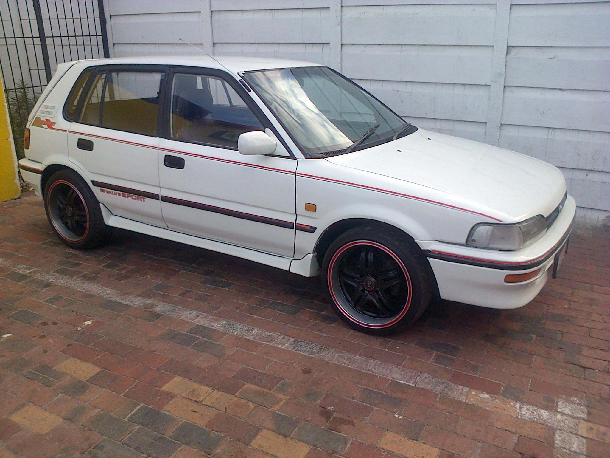 Toyota Used Parts >> Used Toyota Conquest Parts South Africa