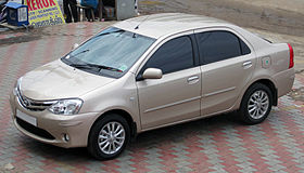 used toyota etios parts