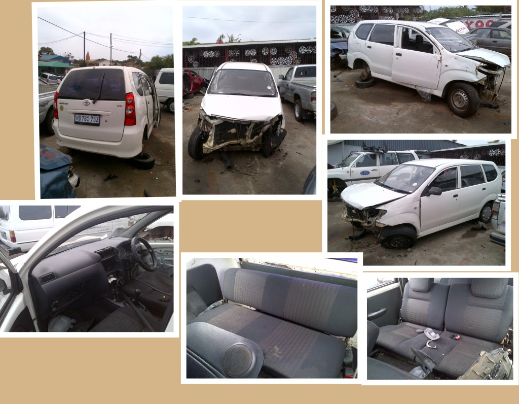 AVANZA 2006 ONWARDS