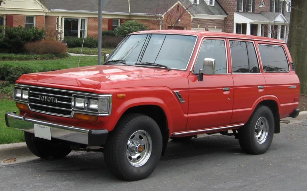 Used Toyota Landcruiser Parts