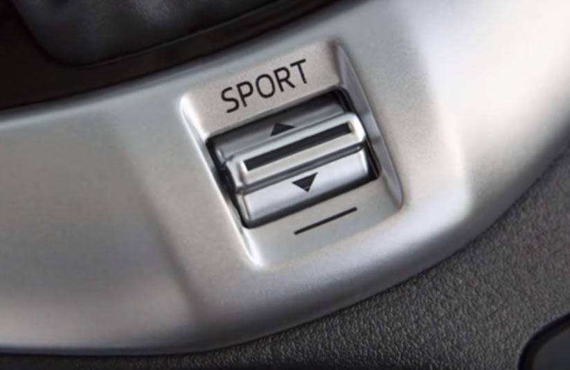 toyota yaris sport setting