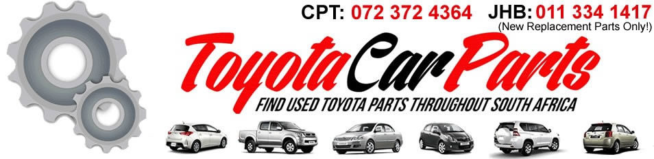 Used Toyota Spares